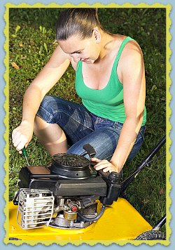 Lawn Mower Repair Business Ideas