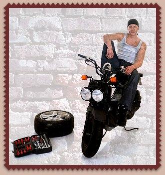 Motorcycle Repair Business