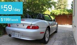 Rapid Relay Rental Vehicle