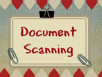 Document Scanning Business