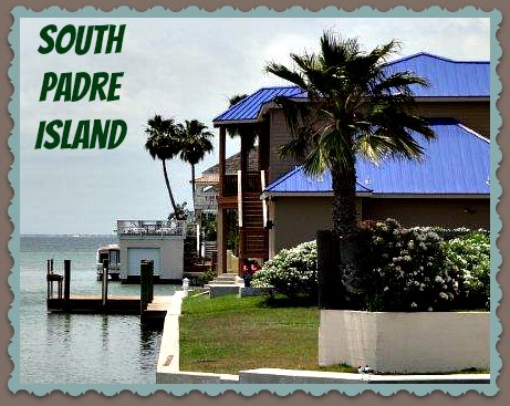 Travel Blogger S Padre Island