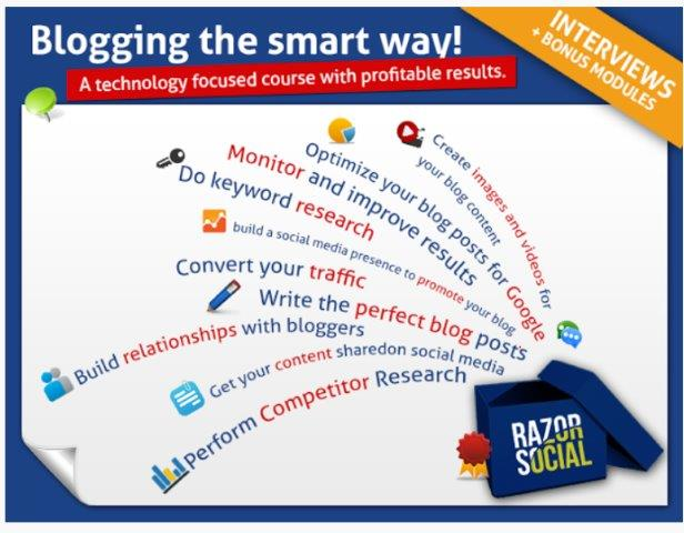Blogging The Smart Way