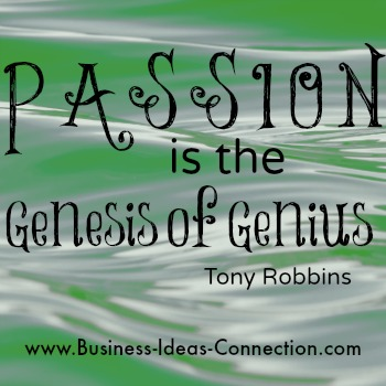 Passion Is The Genesis Of Genius